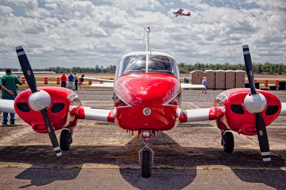 Big Red Multi-engine